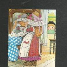 Postales: POSTAL SIN CIRCULAR - DIBUJO Nº8 - DIAS FELICES - BARCELONA. Lote 179045776