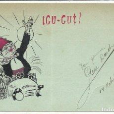 Postales: (PS-62168)POSTAL DE CUCUT-DIBUJO ORIGINAL.ARCHIVO PERE RAICH. Lote 183931762