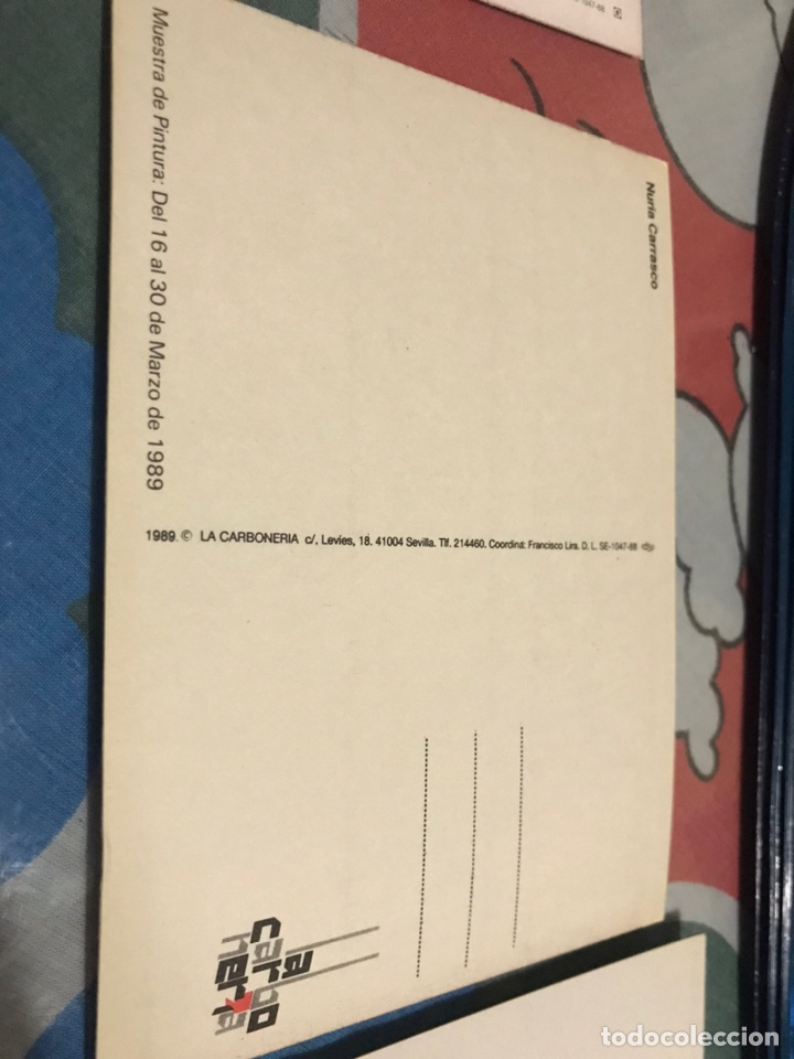 Postales: Lote 9 postales La carbonería de Sevilla sin circular - Foto 9 - 192757163
