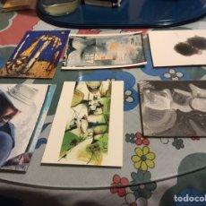 Postales: LOTE 9 POSTALES LA CARBONERÍA DE SEVILLA SIN CIRCULAR. Lote 192757163