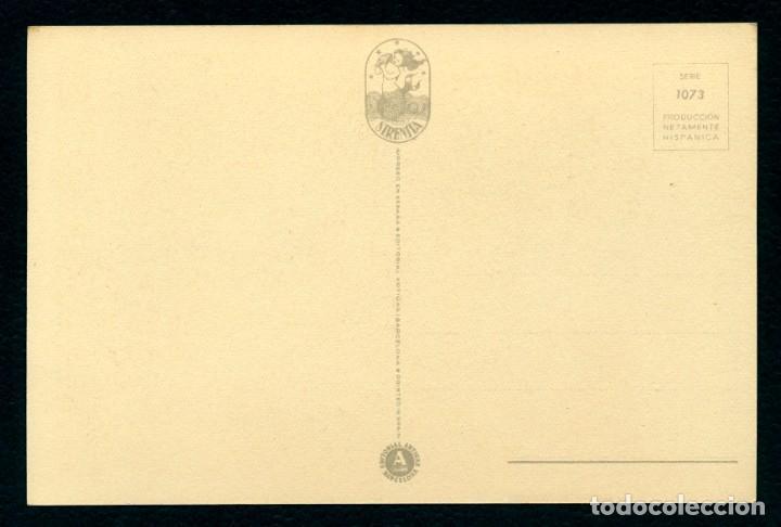 Postales: 6 ANTIGUAS POSTALES ARTIGAS - 4 unidades Colección Sirenita y 2 unidades Colección 5538 - Foto 7 - 194029392