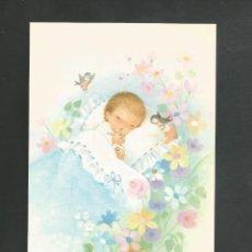 Postales: POSTAL SIN CIRCULAR DIBUJO EDITA CYZ 6018-B. Lote 194964328