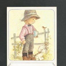 Postales: POSTAL SIN CIRCULAR DIBUJO EDITA CYZ 8630-B. Lote 194964858