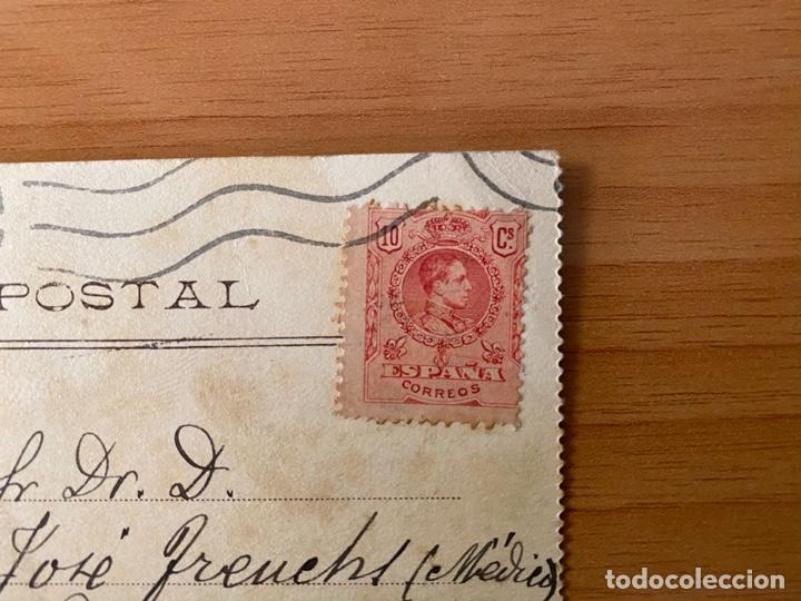 Postales: Postal 3 de Mayo de 1808 de Goya - Madrid, 1914 (Primera Guerra Mundial) - Foto 3 - 195358845