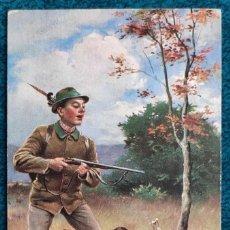Postales: BONITA POSTAL DE 1908. Lote 197073311