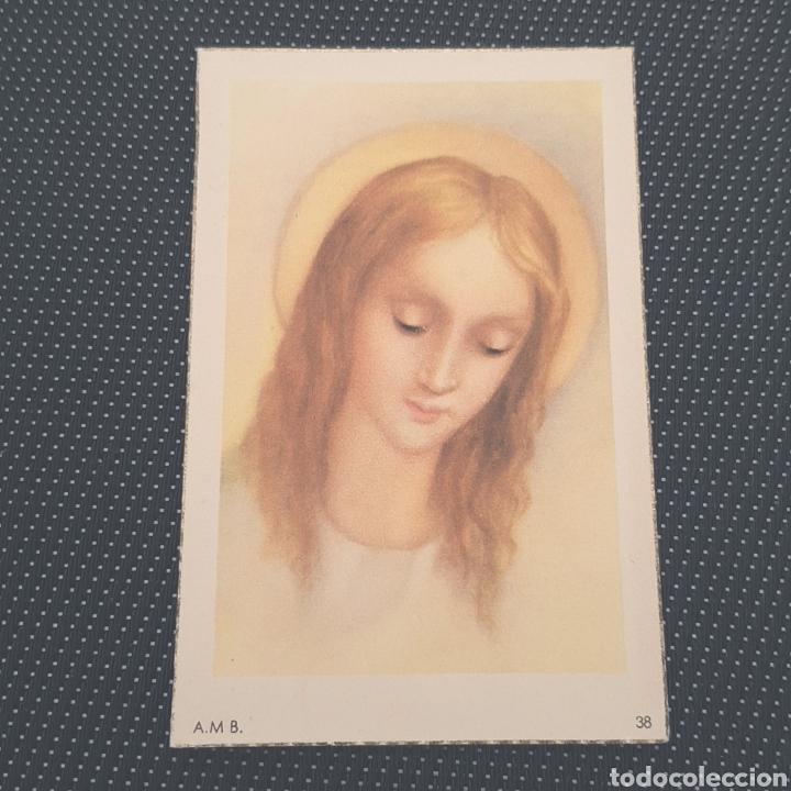 (NK-18) CROMO O ESTAMPA RELIGIOSA. 38 (Postales - Postales Temáticas - Dibujos originales y Grabados)