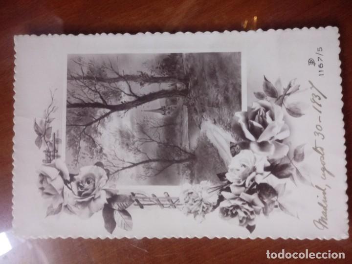 ANTIGUA POSTAL (Postales - Postales Temáticas - Dibujos originales y Grabados)