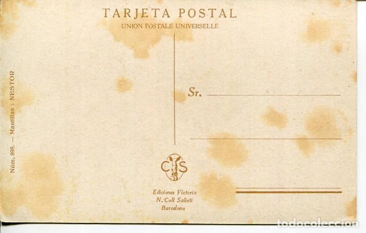 Postales: ILUSTRA-MANTILLAS-NESTOR- - Foto 2 - 47668875