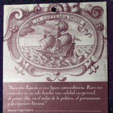 Postales: POSTALES SAVEEDRA FAJARDO SOÑAR LA PAZ SOÑAR EUROPA 01. Lote 199463067