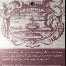 Postales: POSTALES SAVEEDRA FAJARDO SOÑAR LA PAZ SOÑAR EUROPA 10. Lote 199463755