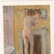 Postales: POSTAL P. BONNARD - 59 - MUSÉE DE L'ANNONCIADE, ST. TROPEZ. Lote 204509013
