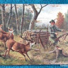 Postales: BONITA POSTAL DE 1907. Lote 204646061