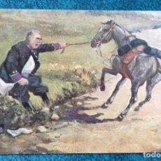 Postales: BONITA POSTAL DE 1909. Lote 204646346