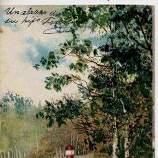 Postales: POSTAL CIRCULADA CON SELLO Y MATASELLO - AÑO 1915 - DORSO EN FOTO ADICIONAL. Lote 205736675