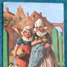 Postales: BONITA POSTAL DE 1911 DIRIGIDA A LA HERMANA DE LA CONOCIDA EMMA BOUHON NEVES. Lote 206308818