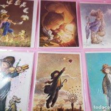 Postales: LOTE 16 POSTALES-FERRÁNDIZ-NUEVAS-PRECINTADAS-EXCELENTE ESTADO-VER FOTOS. Lote 209393947