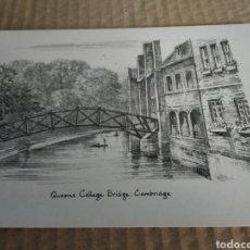 Postales: POSTAL COLEGIO CAMBRIDGE. Lote 213657088