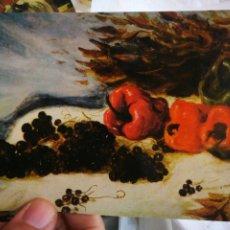 Postales: POSTAL GIORGIO DE CHIRICO VOLO GRECIA 1888 NATURA MORTA FIRENZE GALLERÍA D'ARTE MODERNA PALAZZO PITI. Lote 220568855