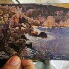 Cartoline: POSTAL JOAQUÍN MIR COSTA BRAVA MUSEO D'ARTE DE CATALUNYA EDICIONES THOMAS S/C. Lote 220584915
