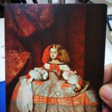 Postales: POSTAL VELÁZQUEZ 1599 - 1660 LA INFANTA DOÑA MARGARITA DE AUSTRIA N 86 ESCUDO DE ORO S/C ESQUINAS TO. Lote 220645542