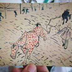 Postales: POSTAL ANDRE DERAIN 1880 1954 LE MAQUIGNON 1904 - 1905 AQUARELLE MUSEE D'ALBI PARÍS S/C. Lote 220651406