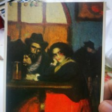 Postales: POSTAL PICASSO INTERIOR DE LOS GATS 1899 N 273 LA POLIGRAFA S/C. Lote 220679206