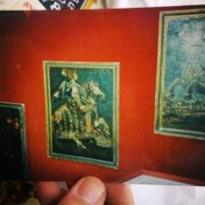Postales: FOTOGRAFÍA DE CUADROS DE LA ESCUELA DE CUZCO AÑOS OCHENTA ORIGINAL. Lote 220754771