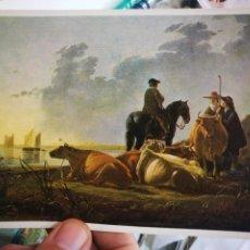 Postales: POSTAL CUYP ALBERT 1620 - 1691 NATIONAL GALLERY CARD N 1453 S/C. Lote 222053652