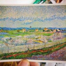 Postales: POSTAL VINCENT VAN GOGH 1853 - 1890 THE ORVHARD 1889 PALLAS POSTCARD 1050 ENGLAND S/C. Lote 222053967