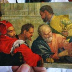 Postales: POSTAL VERONESA PAOLO CALIARI DETTO IL VERONA 1528 - VENEZIA 1588 VENEZIA. Lote 222068446