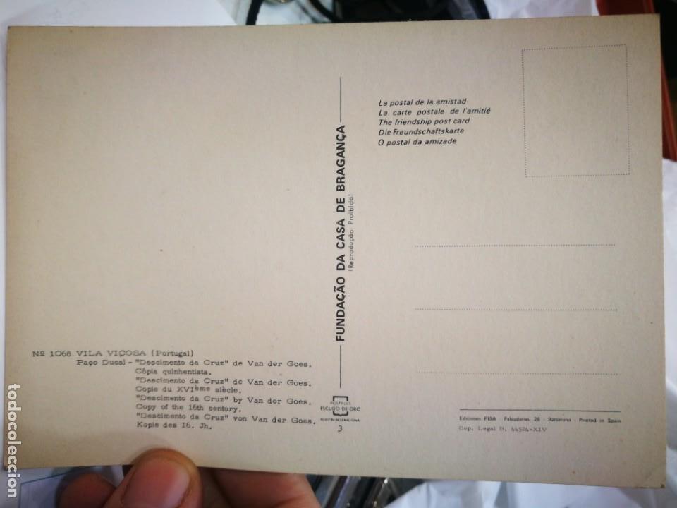 Postales: Postal Vila Vicosa Portugal PACO DUCAL Descuento da Cruz de VAN DER GOES S/C - Foto 2 - 222069505