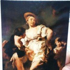 Postales: POSTAL GIAMBATTISTA FIAZZETTA VENEZIA 1682 - VENEZIA 1754 L' INDOVINA VENEZIA GALLERIES DELL' ACADEM. Lote 222108337