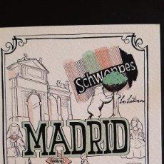 Postales: POSTAL MADRID. Lote 223030011