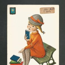 Postales: POSTAL SIN CIRCULAR DIBUJO - EDITA ESCUDO DE ORO 3007/1. Lote 246045420