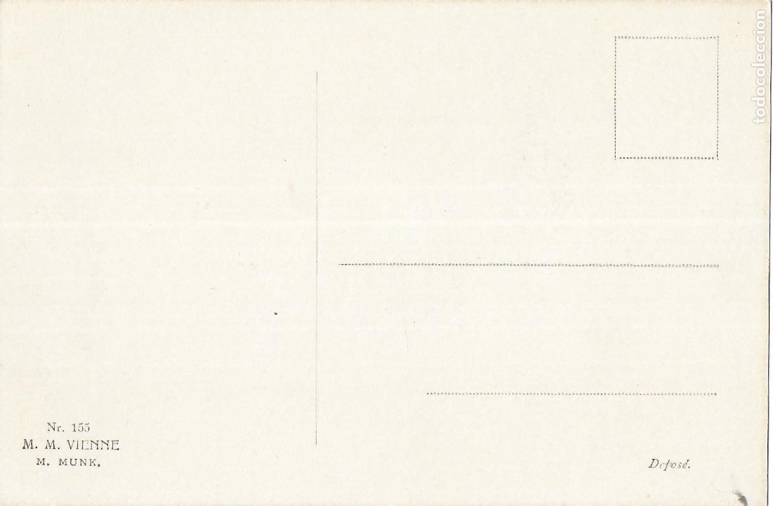 Postales: P-12538. LOTE DE 12 POSTALES ILUSTRACIONES DAMAS. M.M.VIENNE. PRINCIPIOS S.XX. - Foto 15 - 253282050