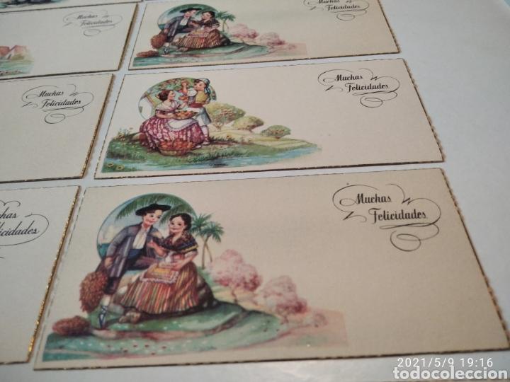 Postales: 10 tarjetas felicidades, regiones de España - Foto 5 - 262108110