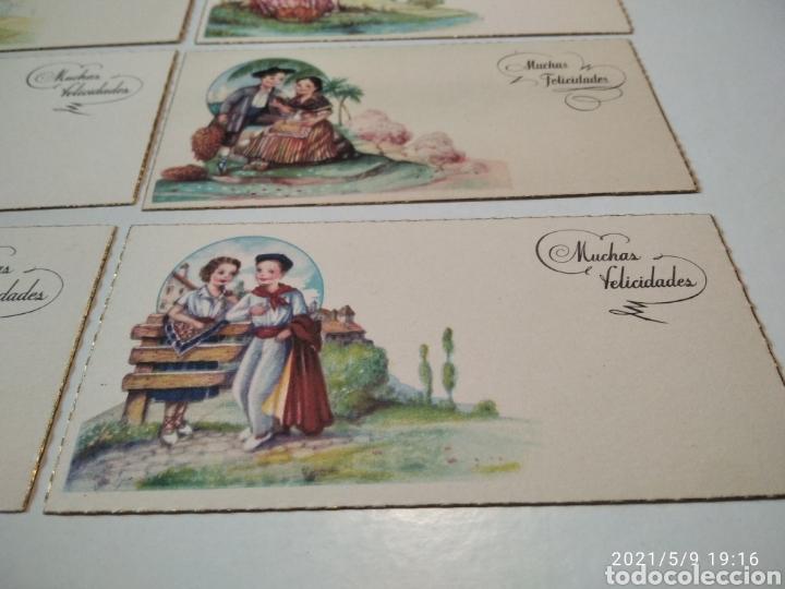 Postales: 10 tarjetas felicidades, regiones de España - Foto 6 - 262108110