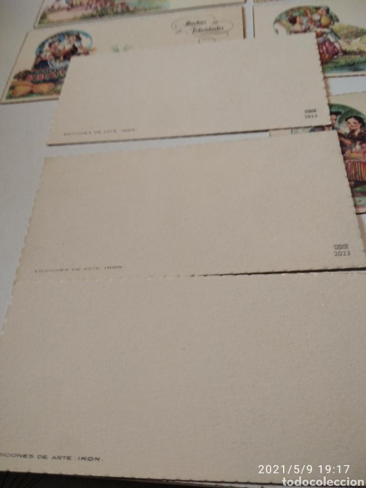 Postales: 10 tarjetas felicidades, regiones de España - Foto 8 - 262108110