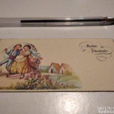 Postales: MUCHAS FELICIDADES TARJETA. Lote 262644055