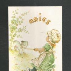 Cartoline: POSTAL SIN CIRCULAR HOROSCOPO ARIES EDITA CYZ 6003-B. Lote 265480739