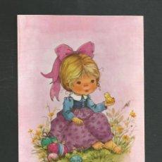 Cartoline: POSTAL SIN CIRCULAR DSIBUJO SERIE MARY MAY Nº407/3 EDITA PROMOTORA DE ARTES GRAFICAS. Lote 265481359