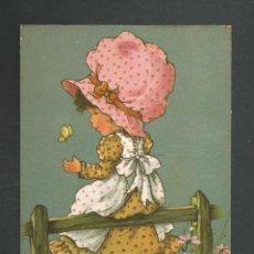 Cartoline: POSTAL SIN CIRCULAR DIBUJO SERIE MARY MAY Nº301/4 EDITA PROMOTORA DE ARTES GRAFICAS. Lote 265669184
