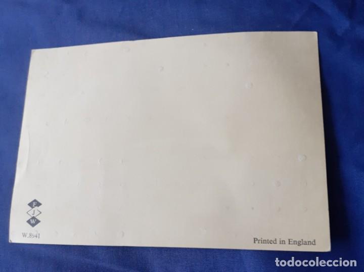 Postales: Postal de reflejos metalizados de los años 50, sin circular - Foto 2 - 267057384