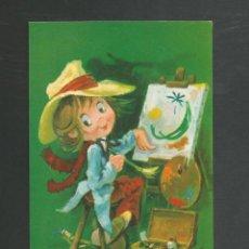 Cartes Postales: POSTAL SIN CIRCULAR DIBUJO EITA CYZ 6119-D. Lote 269708873