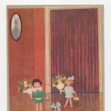 Postales: POSTAL DIBUJOS NIÑOS ILUSTRADOR HERSCHU HERBERT SCHULTZ AÑOS 20 S/C. Lote 275074918