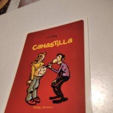 Postales: POSTAL COMICS CANASTILLA. Lote 277200608