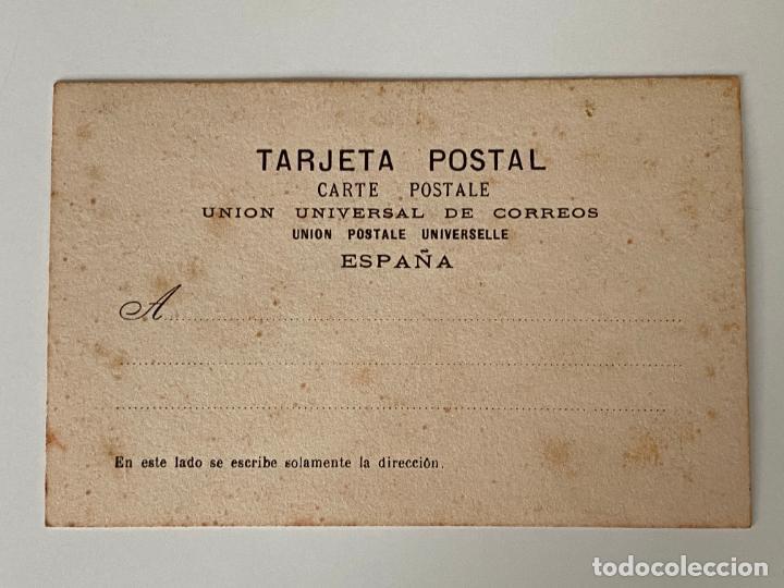 Postales: DIBUJO RELIGIOSO A LÁPIZ POR SANTIAGO ALIAGA SERRANO , EN TARJETA POSTAL SIN DIVIDIR - Foto 2 - 277618303