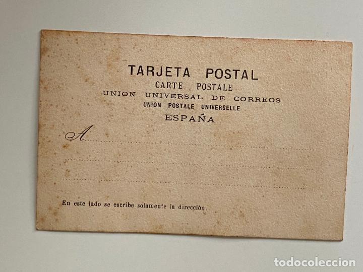 Postales: DIBUJO RELIGIOSO A LÁPIZ POR SANTIAGO ALIAGA SERRANO , EN TARJETA POSTAL SIN DIVIDIR - Foto 2 - 277618433