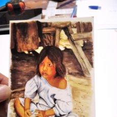Postales: POSTAL LA CROISSANTERIA DE LLAFRANC BAGUETERIA. Lote 277852128