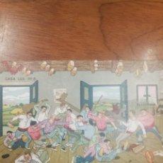 Cartoline: POSTAL JOSÉ ARRUE Y LUX 8. Lote 280785298
